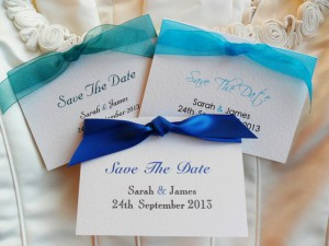 Daisy Chain Invites Save The Date Cards