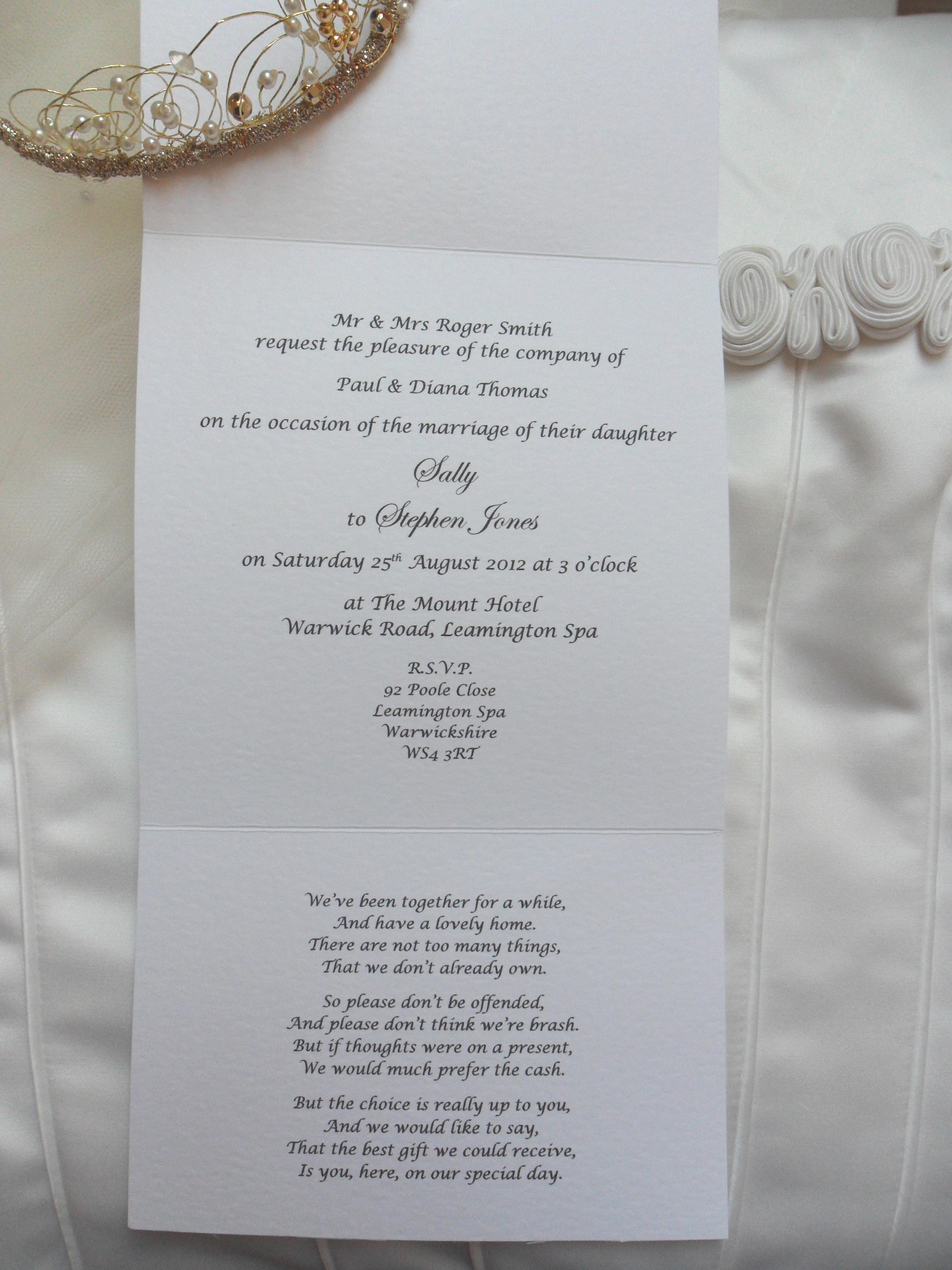tri fold wedding invitations weddinginvite us