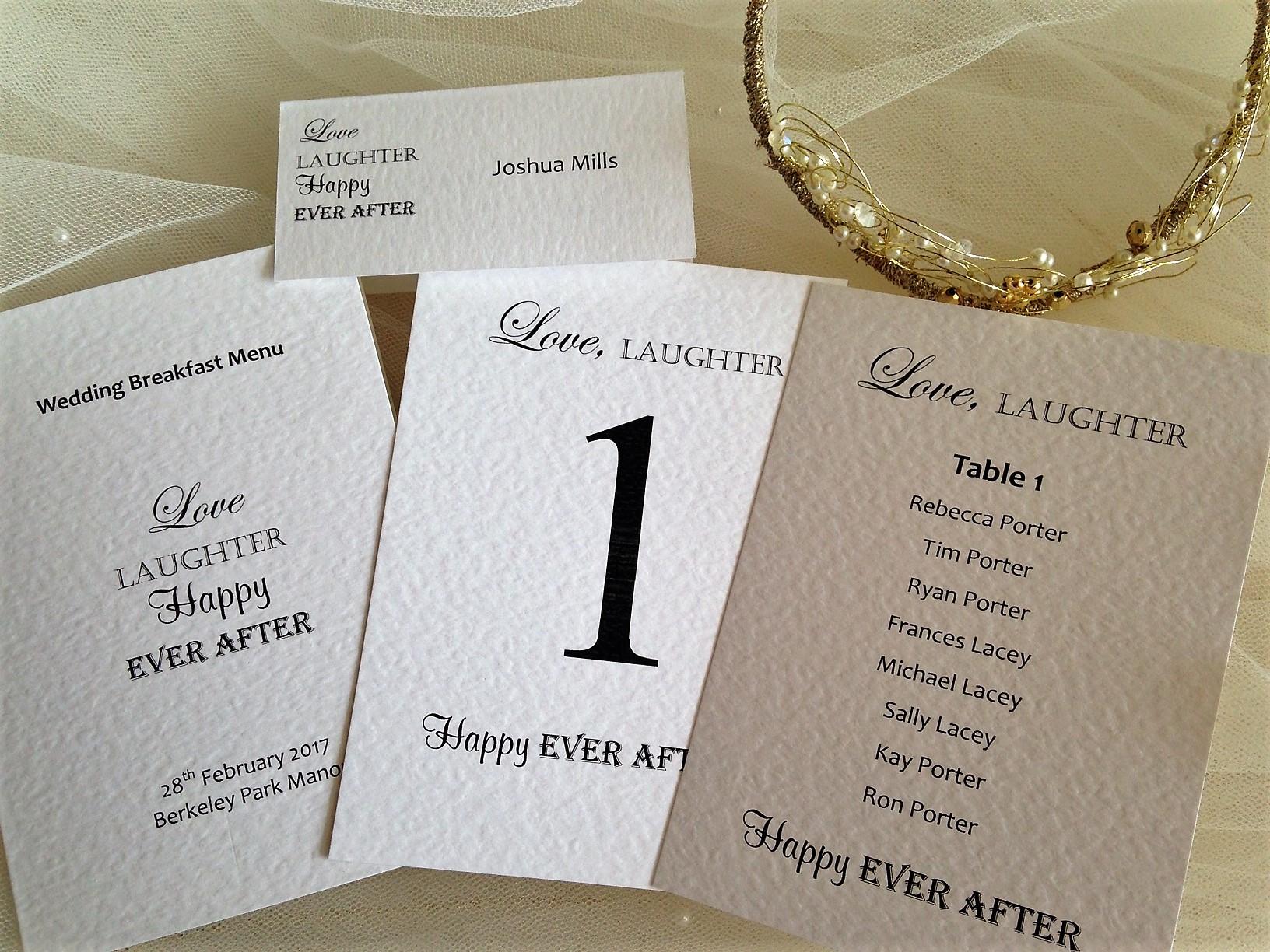 Wedding Invitations 60p | Wedding Stationery | Affordable Wedding ...