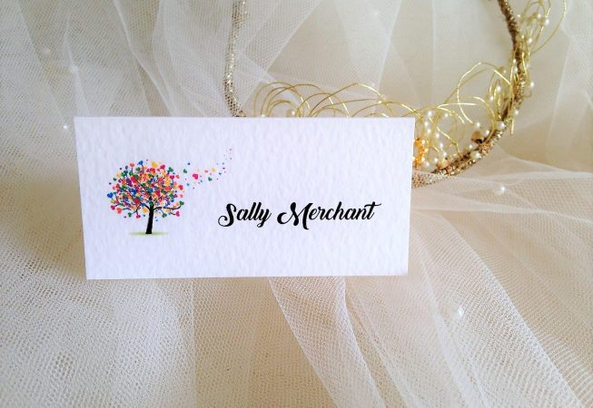Love Tree Place Cards
