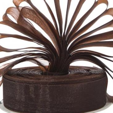 Brown Ribbon