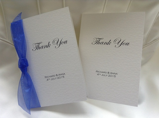 Elegance Thank You Cards