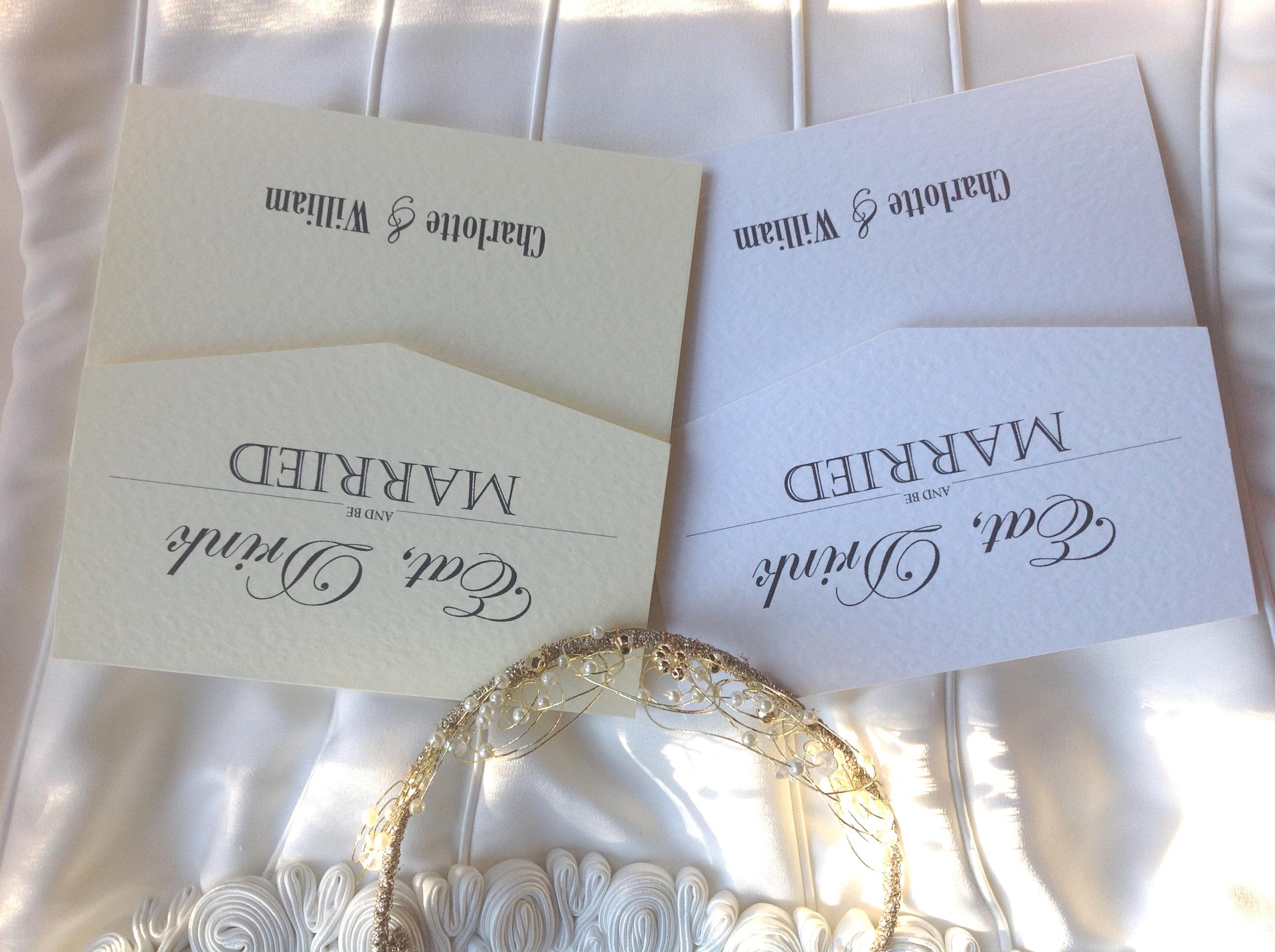 flowering affection tri fold wedding invitation loving invitations