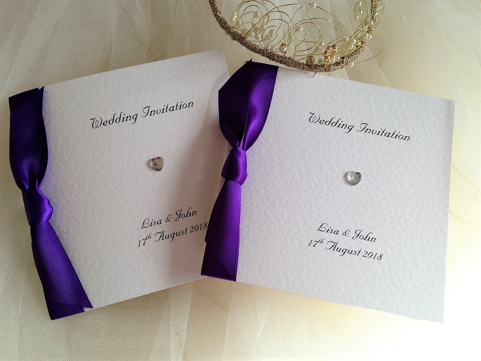 Diamante-Heart-Square-Centre-Fold-Wedding-Invitations