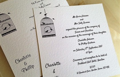 Wedding Butterfly Invitations as nice invitation sample