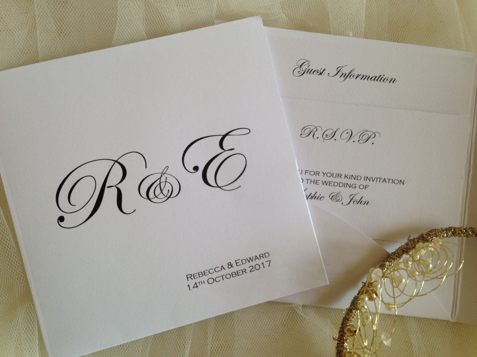 Initials On Wedding Invitations – guitarreviews.co
