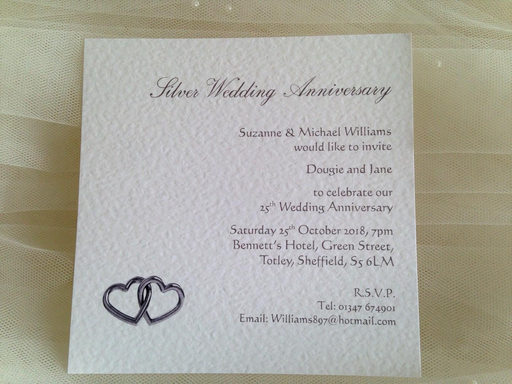 silver-wedding-invitations-2 - Daisy Chain Invites