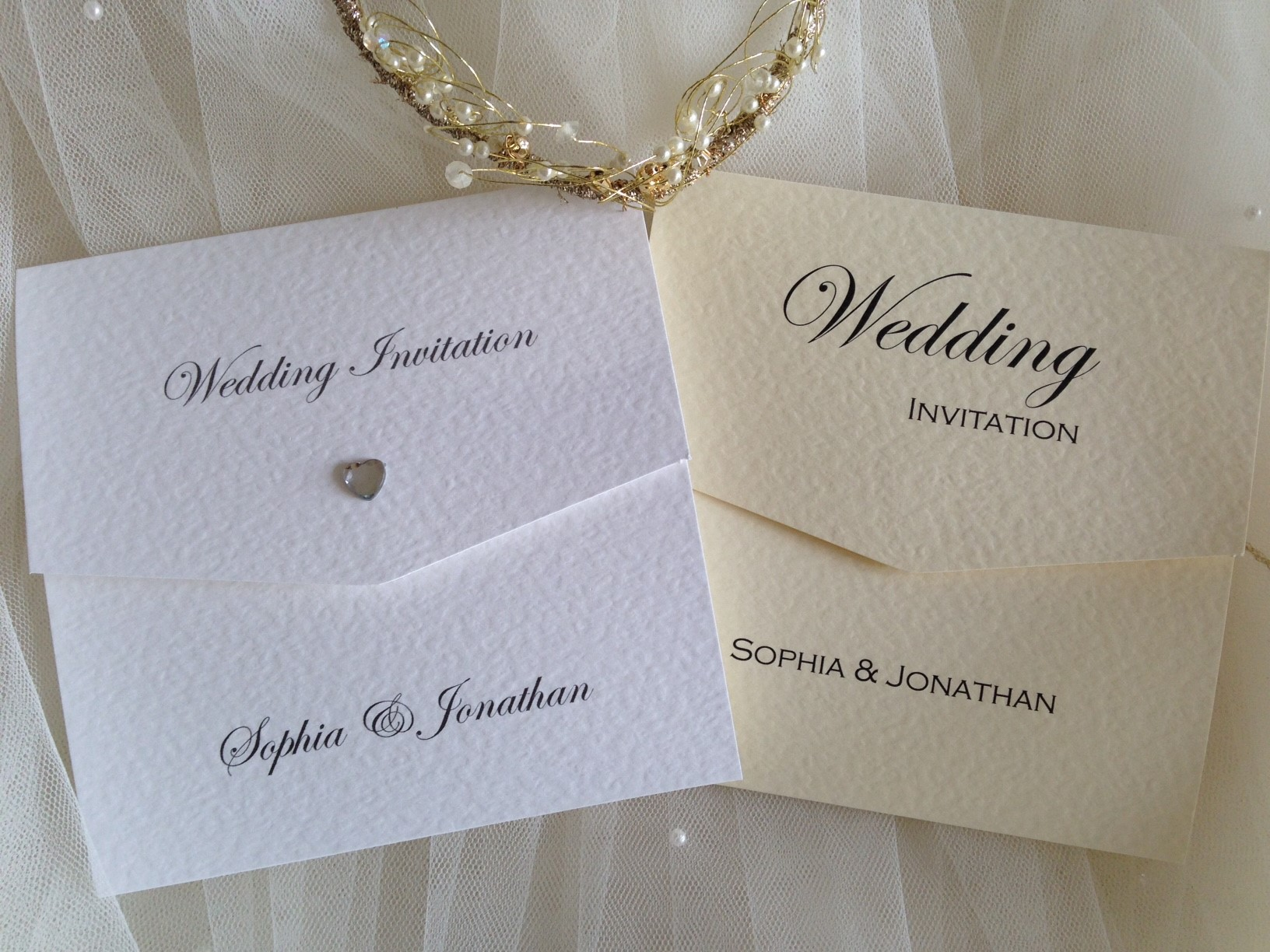smile tri fold wedding invitation love wedding print