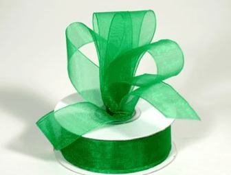 Emerald ribbon