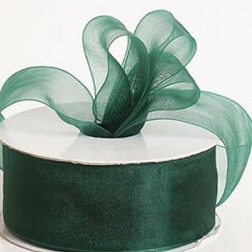 Forest Green Ribbon