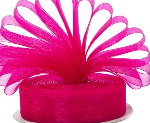 Fuchsia ribbon