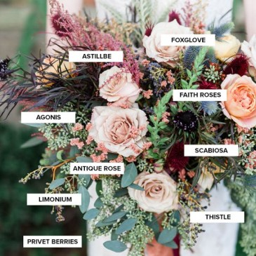 Autumn and Winter Wedding Trends