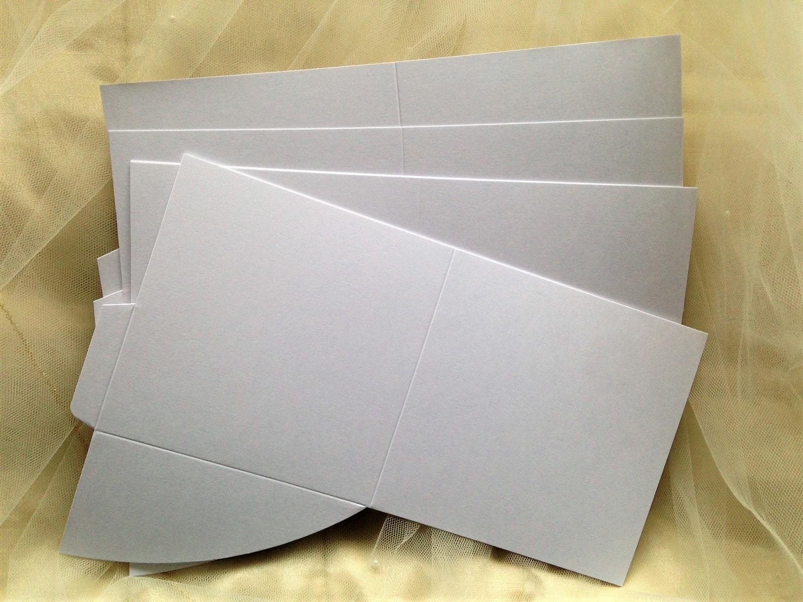diy pocketfold invites discontinued pocketfold wedding invitations 50p