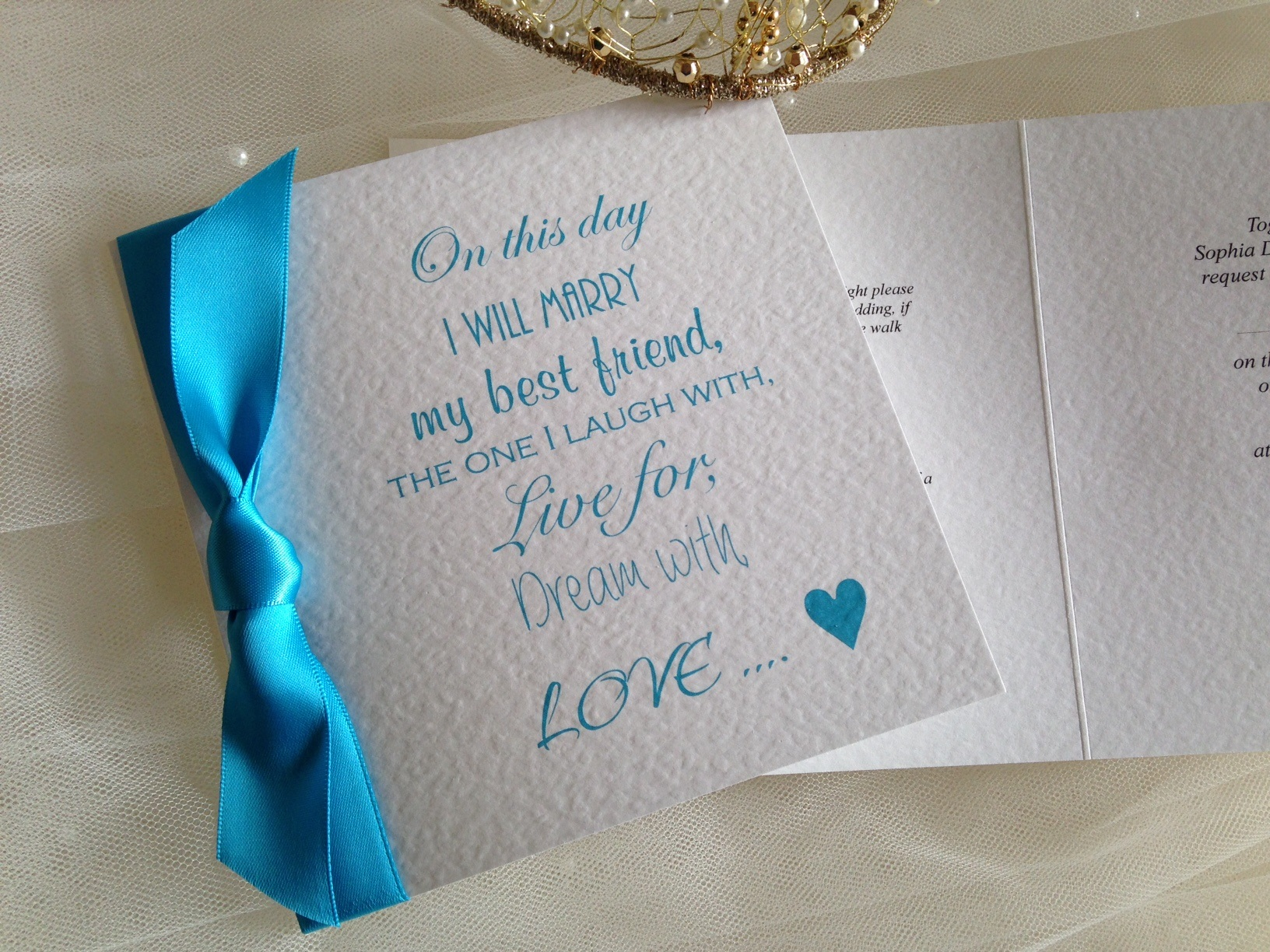 Best Wedding Invitation Wording: Marry My Best Friend Wedding Invitations