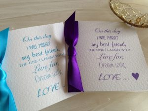 Marry My Best Friend Wedding Invitations