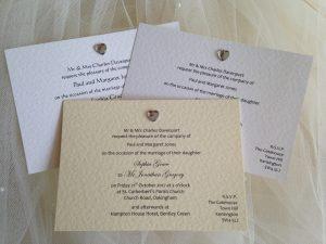 wedding invitations under £1