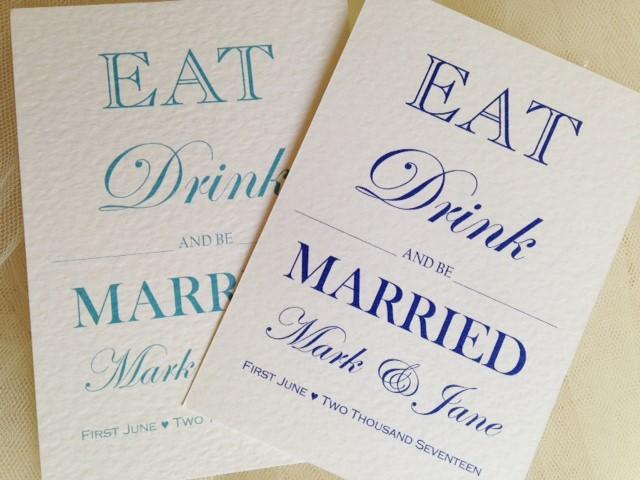 ... Wedding Invitations Under £1