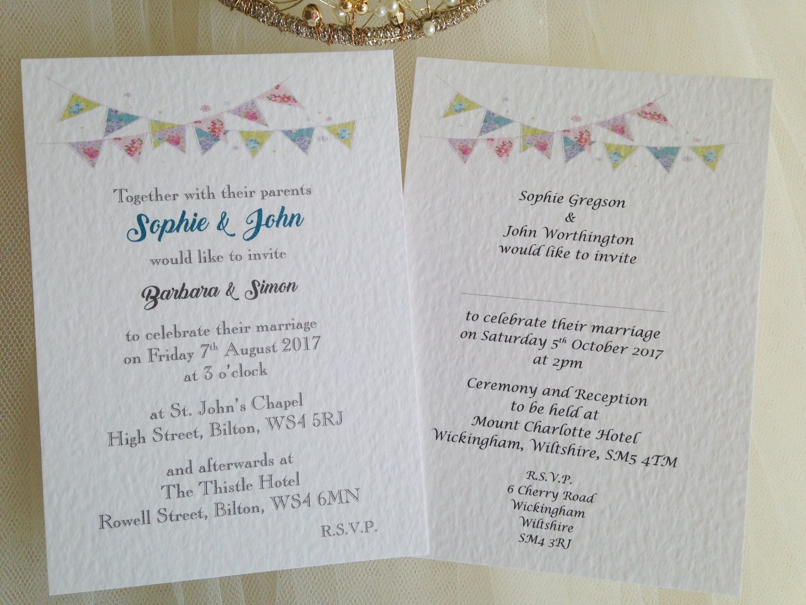 Wedding Invitations England: Wedding Invitations Under £1
