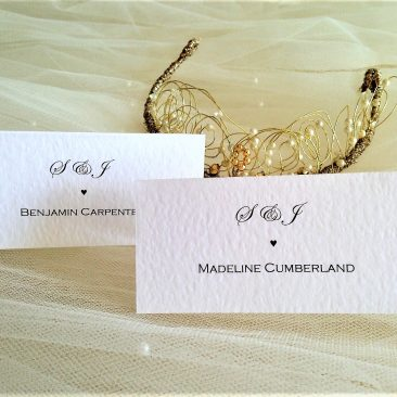 Oxford Place Cards