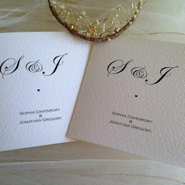 Oxford Wedding Invitations