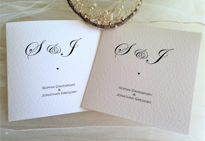 Oxford Wedding Invitations