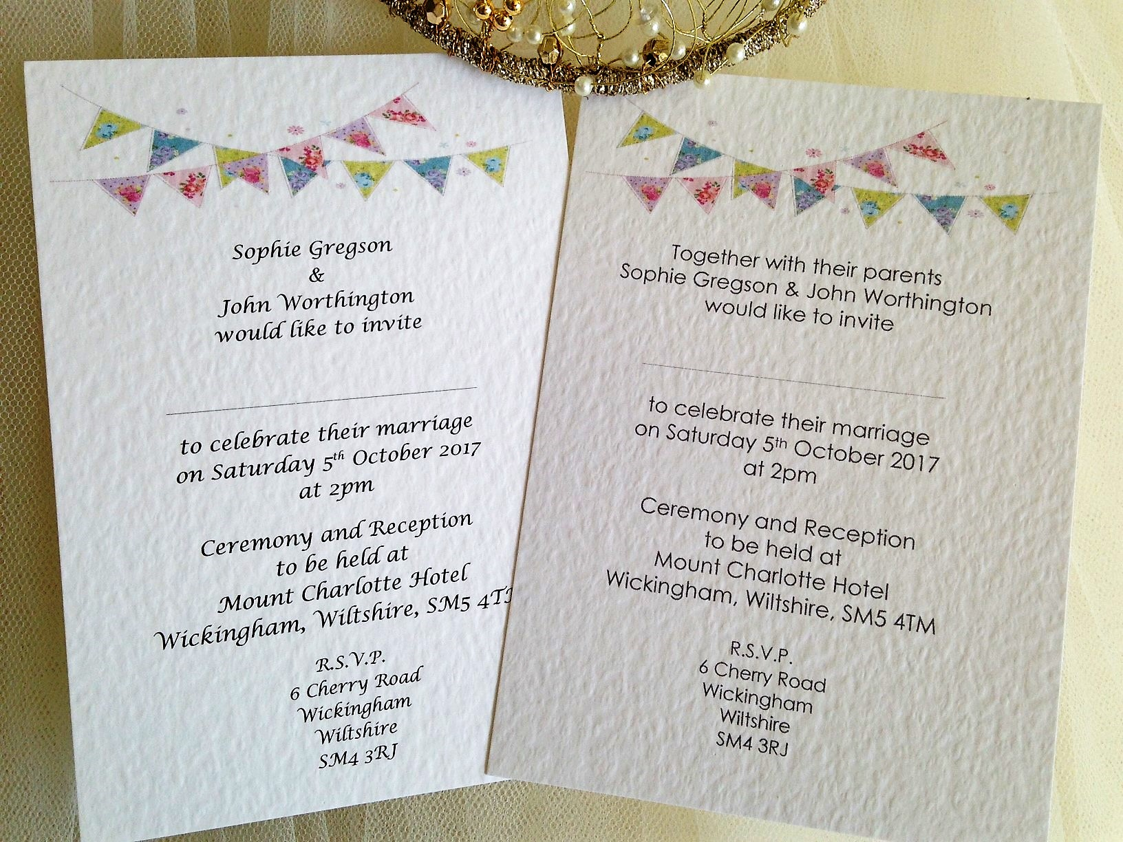 Rustic Wedding Invitations for your country wedding