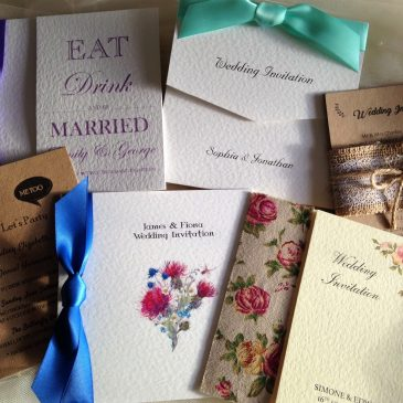 Wedding invitations – what to include