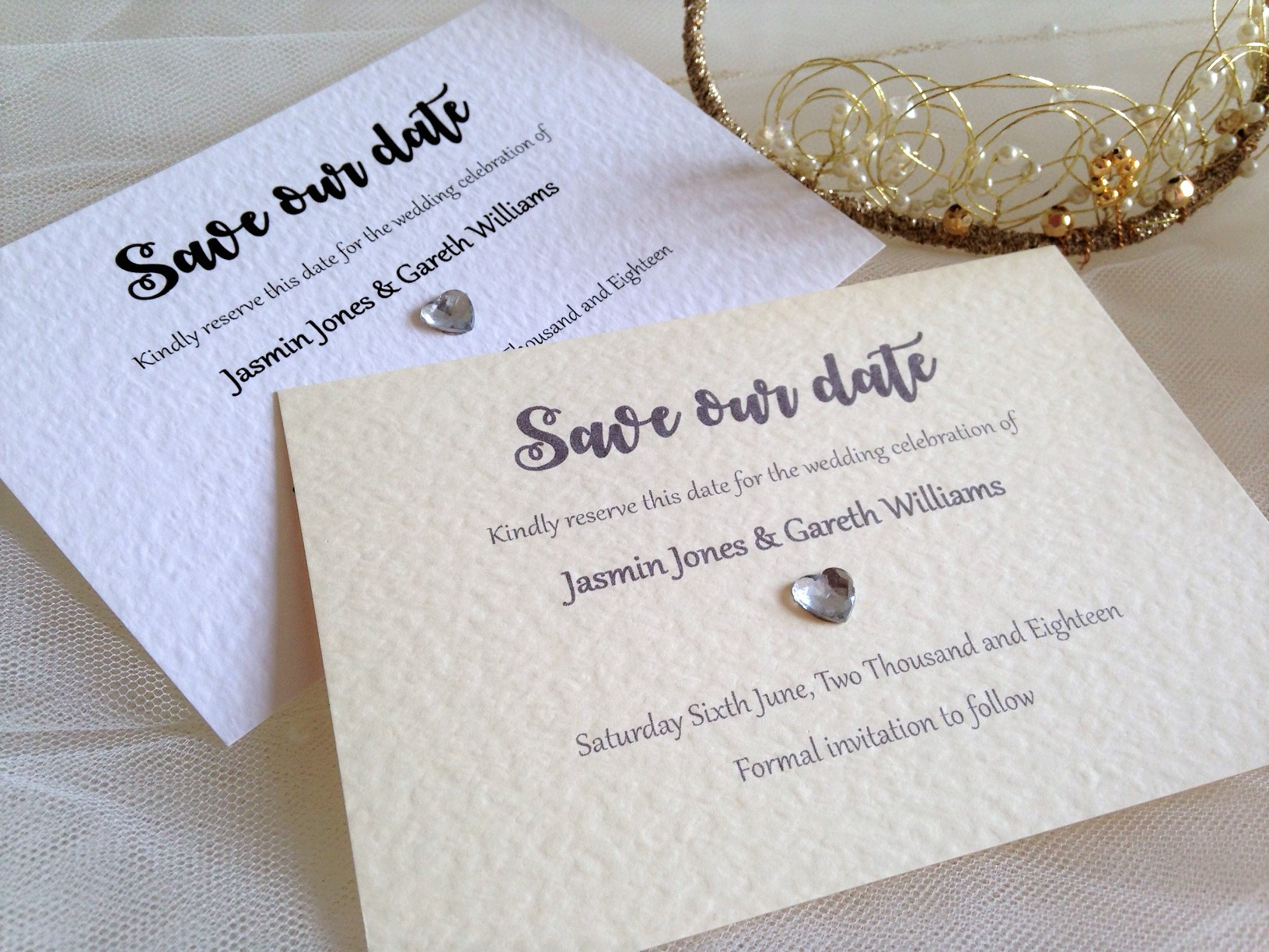 Save The Date Cards Etiquette