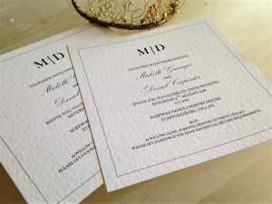 Kent Wedding Invitations