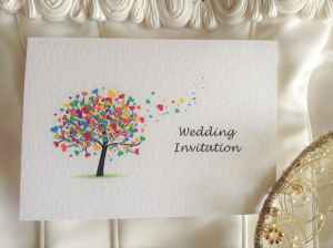 Emerald Wedding Invitations