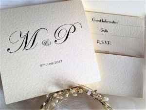 Ivory Wedding Invitations
