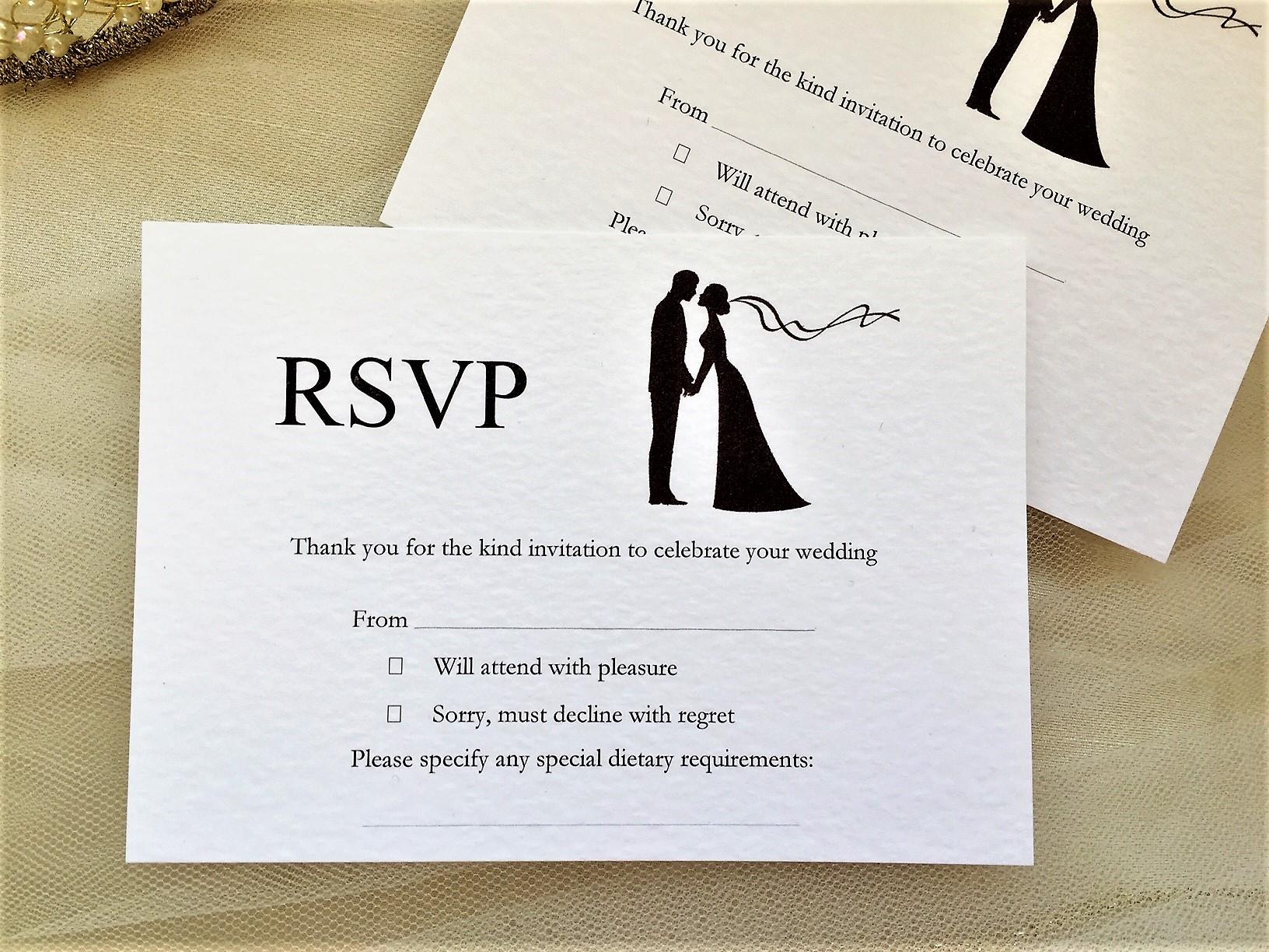 finally rsvp postcards 45p each