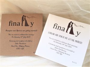 Finally Wedding Invitations