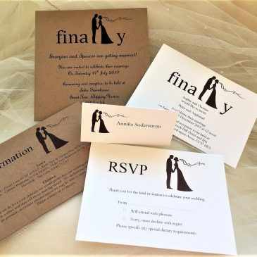 New Finally Wedding Invitations and Wedding Stationery