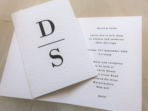 Simplicity Wedding Invitations