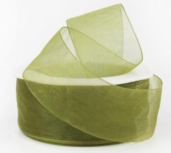 Sage Green Ribbon